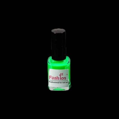 Glow in the dark nagellak - Groen 15 ml