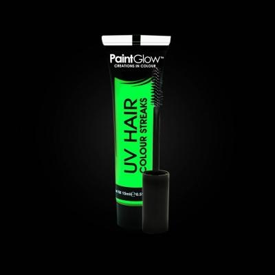 UV lichtgevende haarmascara - Neon Groen